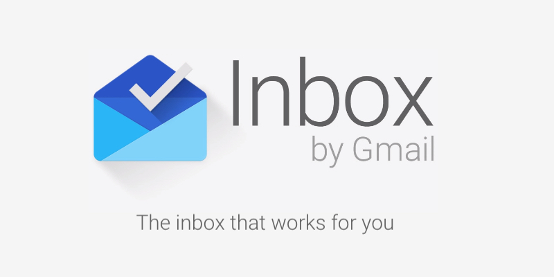 Love at first sight: Google Inbox