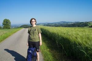 Kurz nach Aufbruch (pp)
