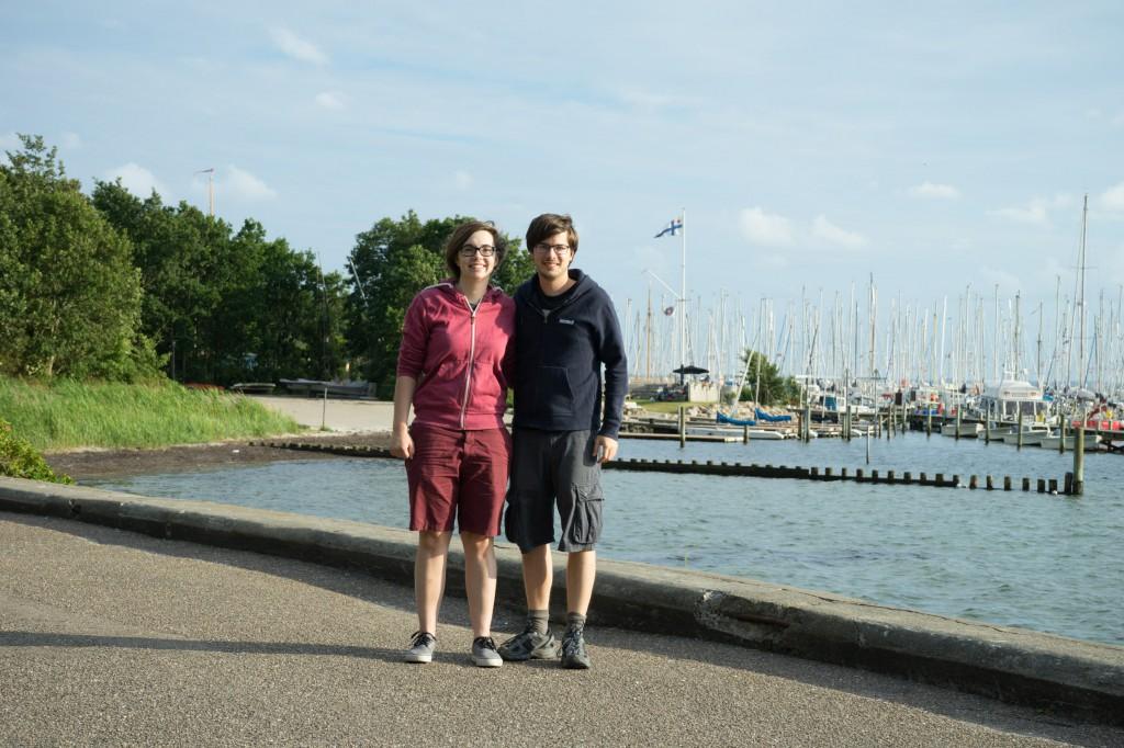 Strandpromenade in Sønderborg (pp)