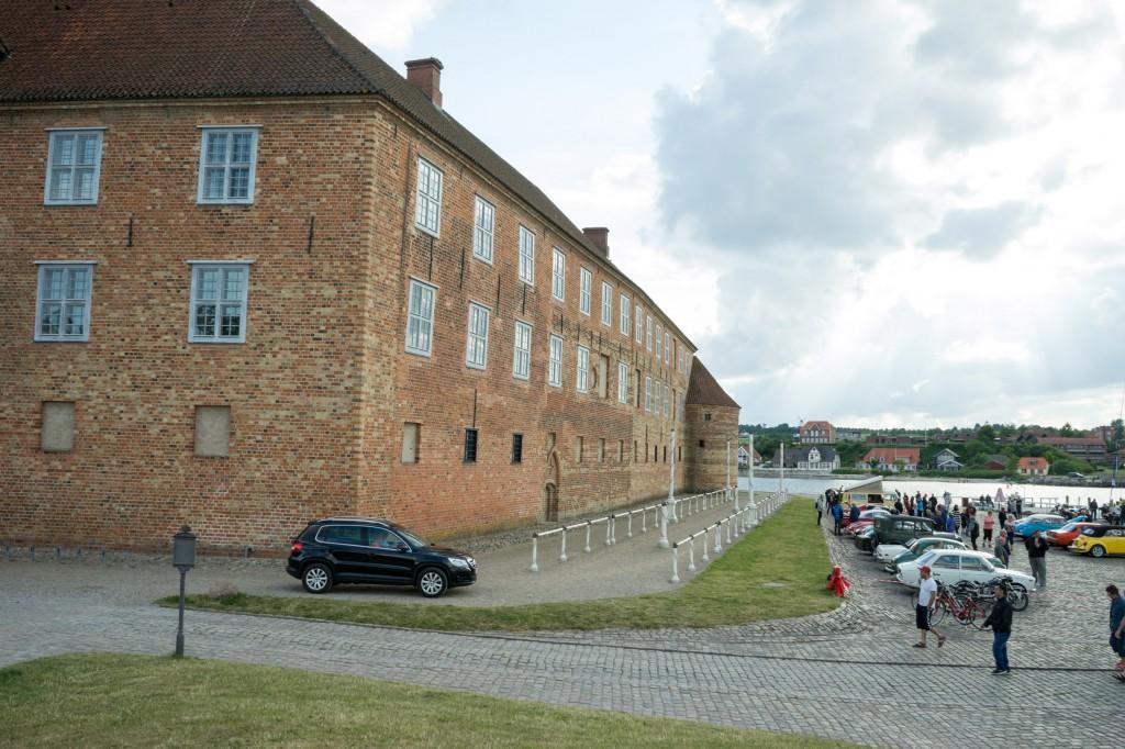 Schloss in Sønderborg (pp)