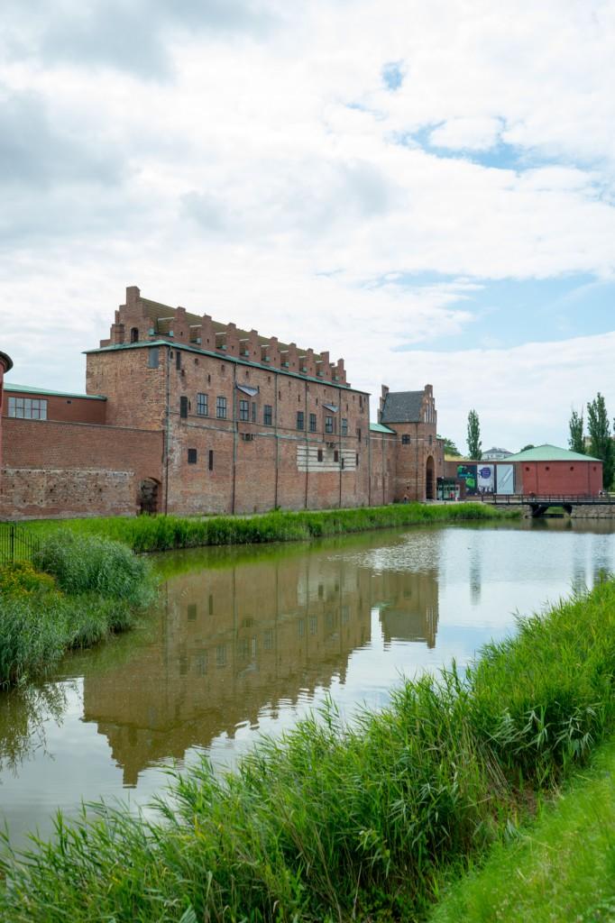 Schloss in Malmö (pp)