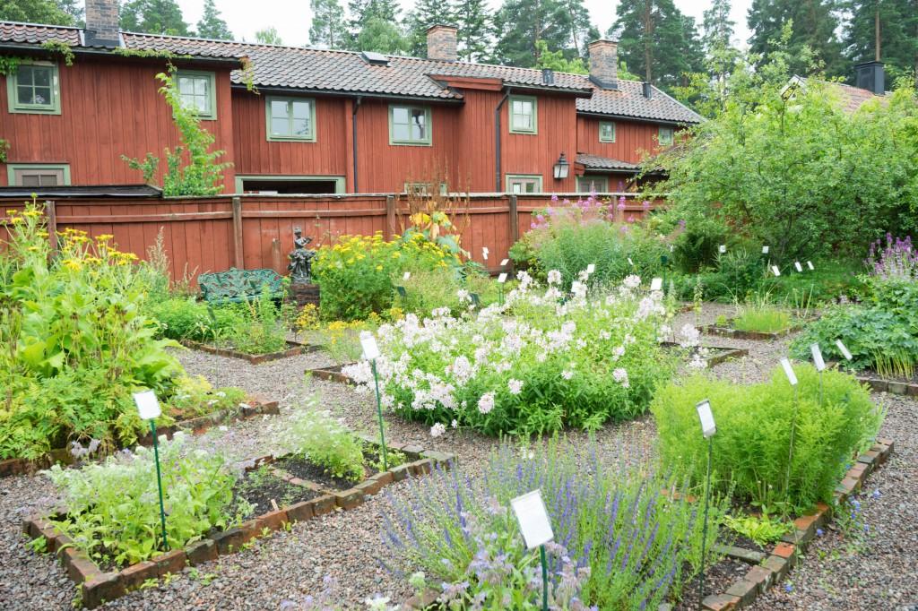 Garten in Gamla Linköping (pp)