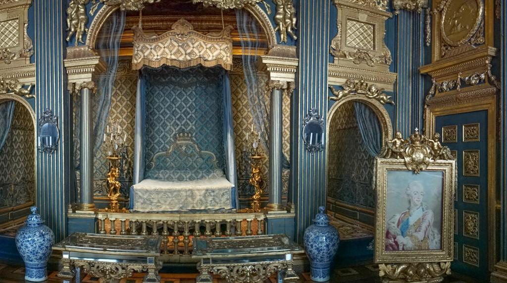 Schlafzimmer, eines der best renovierten Räume (pp)
