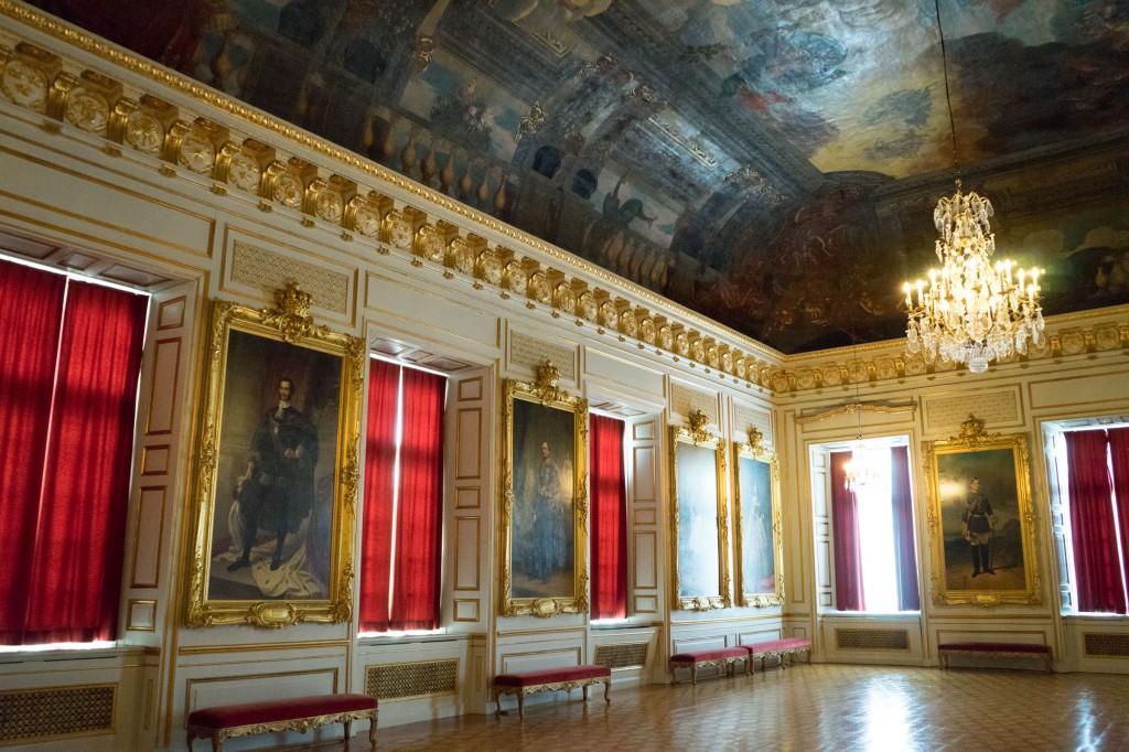 Im Schloss Drottningholm (pp)