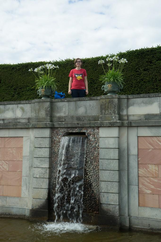 Im Park vom Schloss Drottningholm (pp)