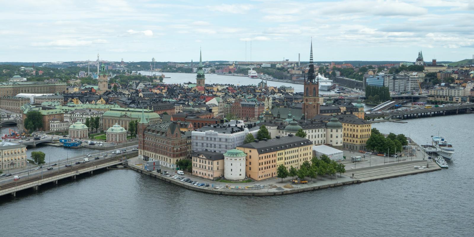 [Stockholm Teil 2] Drottningholm – Stadshuset – Historisches Museum