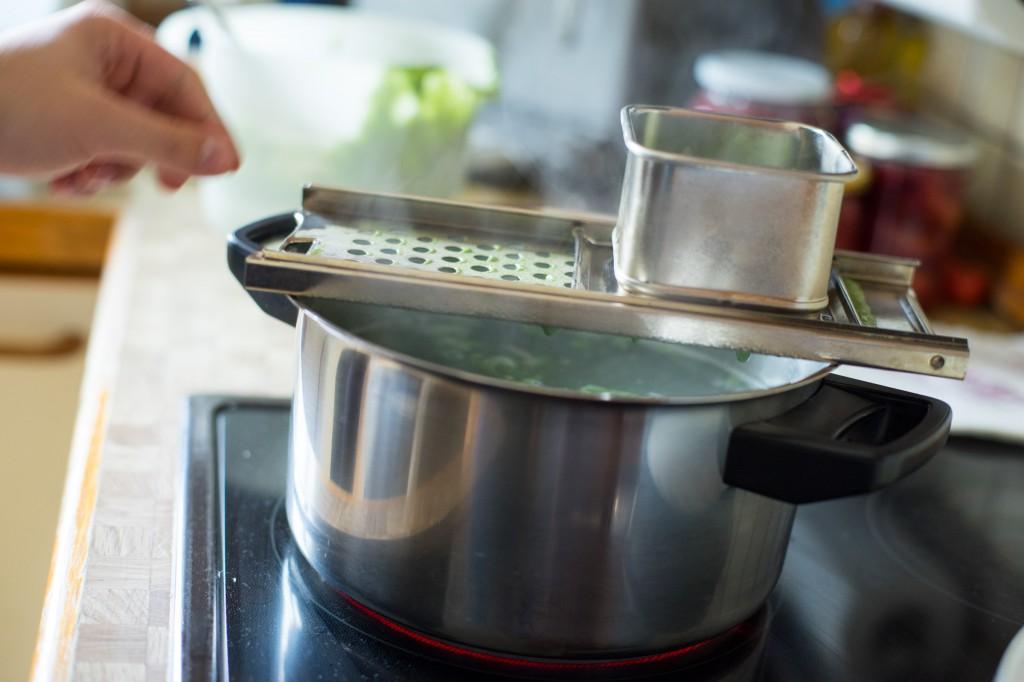 Nockerl einkochen