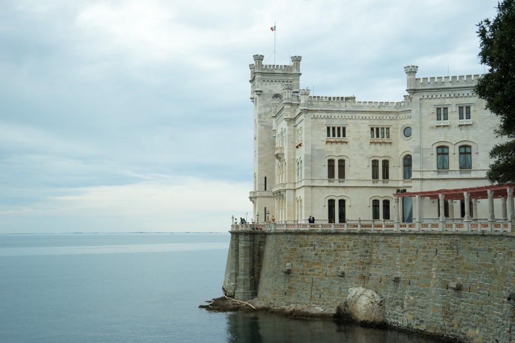 Schloss Miramare (vh)
