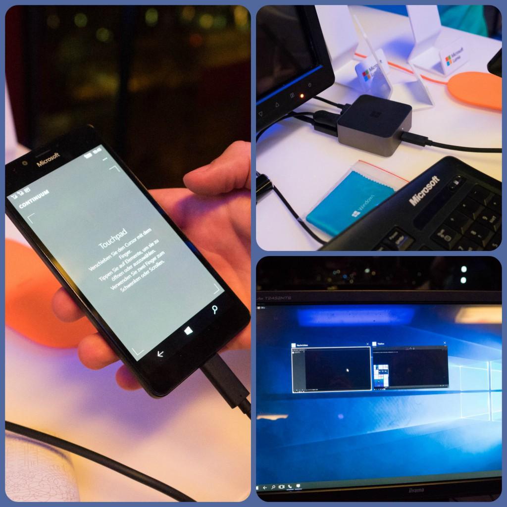 Mit Continuum wird das Lumia zum Computer (pp)