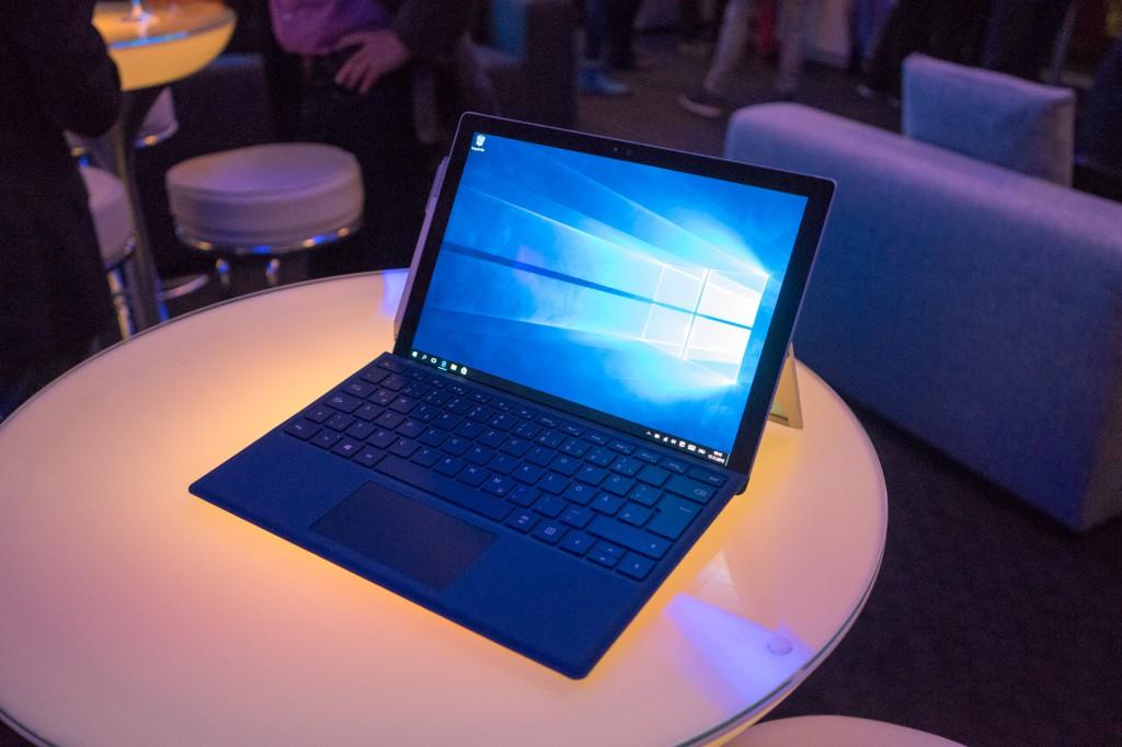 Das neue Surface Pro 4 (pp)