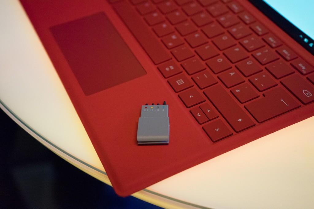 Die neuen Surface Pen Spitzen (pp)