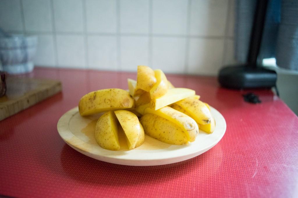 Kartoffelspalten (vh/pp)