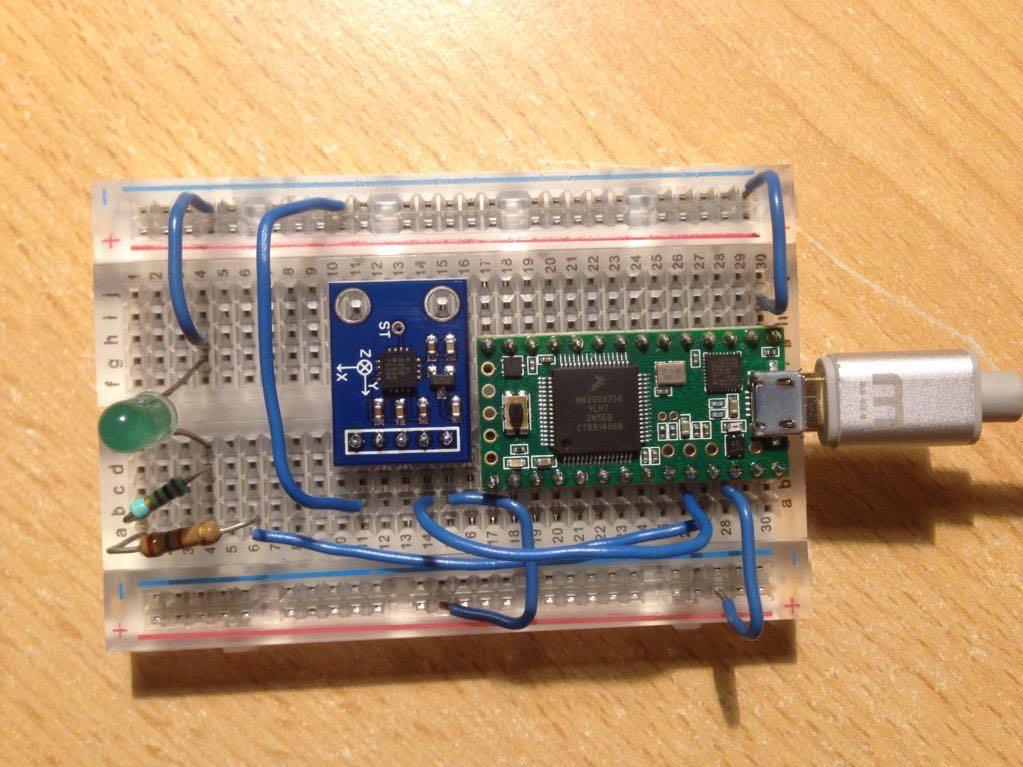 Netflix Socks Part 1: Set up the Arduino