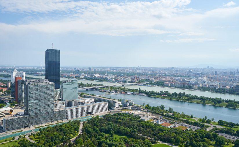 Der Donauturm – Wien von oben
