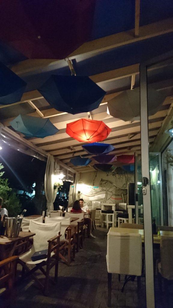 Restaurant Agarta in Sofia Bulgarien