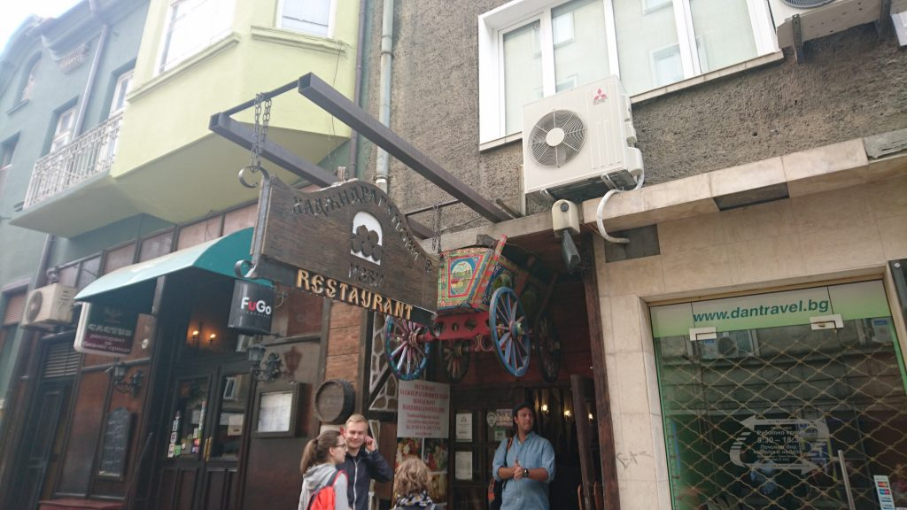 Balkan Bites Sofia Food Tour