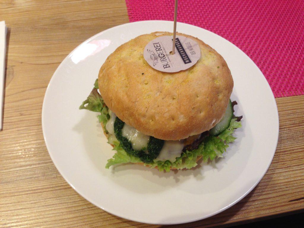 Wochenburger.