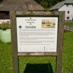 Beschilderung des 10-Mühlenwanderweg - Hofmühle