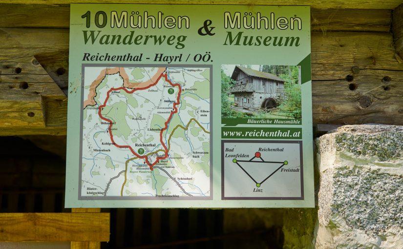 Ausflugstipp: 10-Mühlenwanderweg in Reichenthal