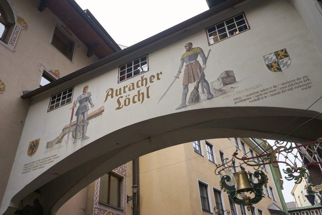 Stadtspaziergang Kufstein