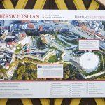 Übersichtsplan der Festung Kufstein