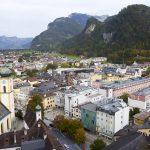 Ausblick von der Festung Kufstein