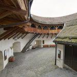 Innenhof der Festung Kufstein
