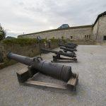Kanonen auf der Festung Kufstein