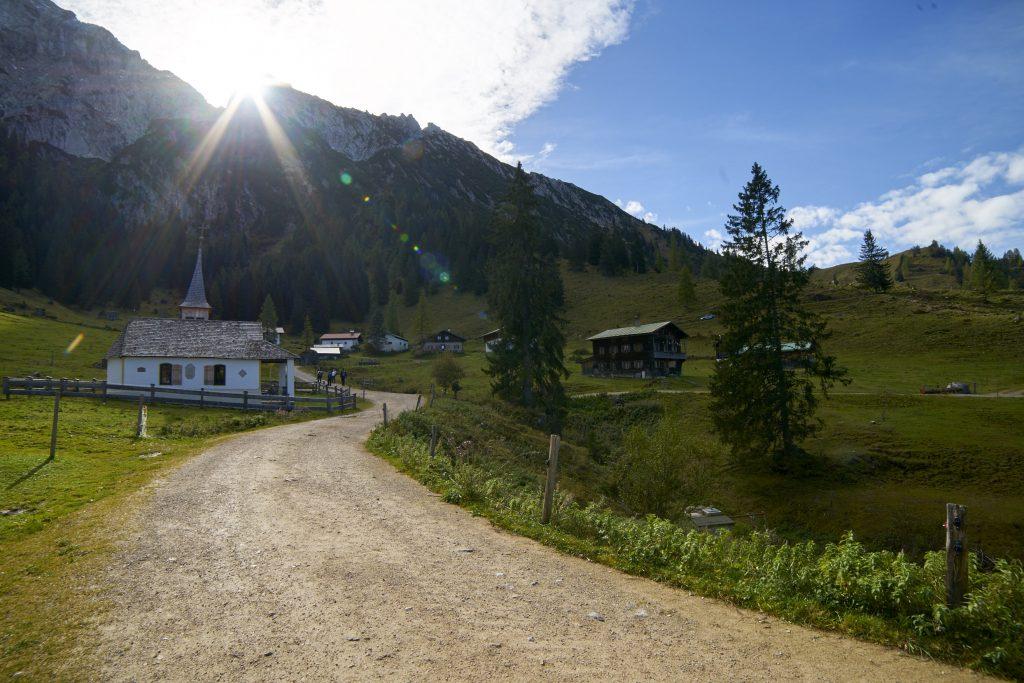 Wanderung zur Kaindlhütte