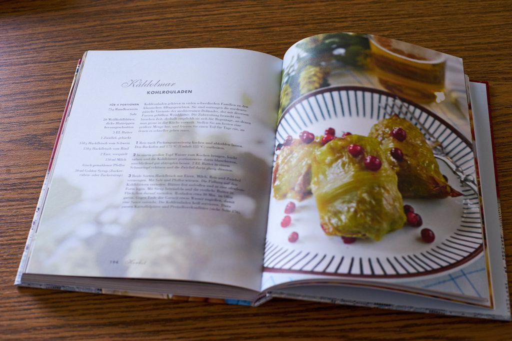 Das Schweden-Kochbuch.