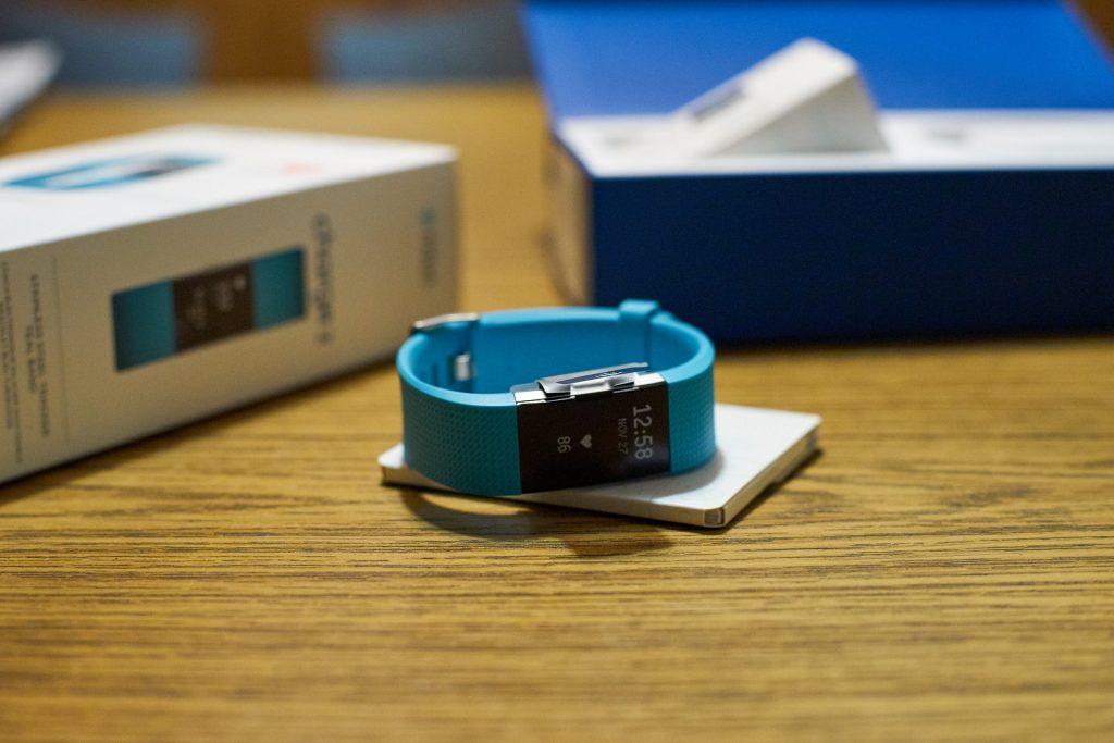 Der neue Fitbit Charge HR 2
