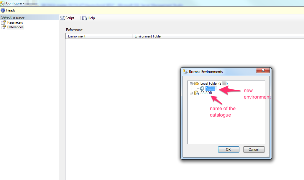 Ssis Project Configuration
