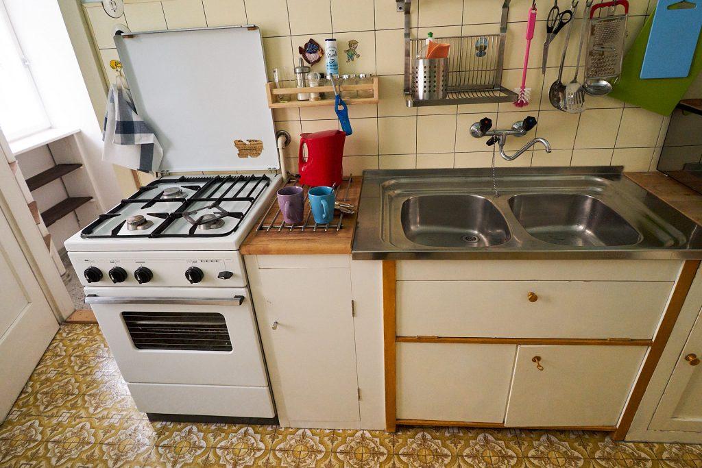 Die Küche - Airbnb Erfahrungen