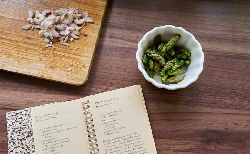 Spargelrisotto – Risotto agli asparagi