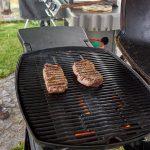 Steak am Grill