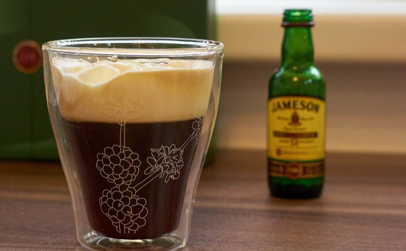 The very best Irish Coffee – aber wirklich!