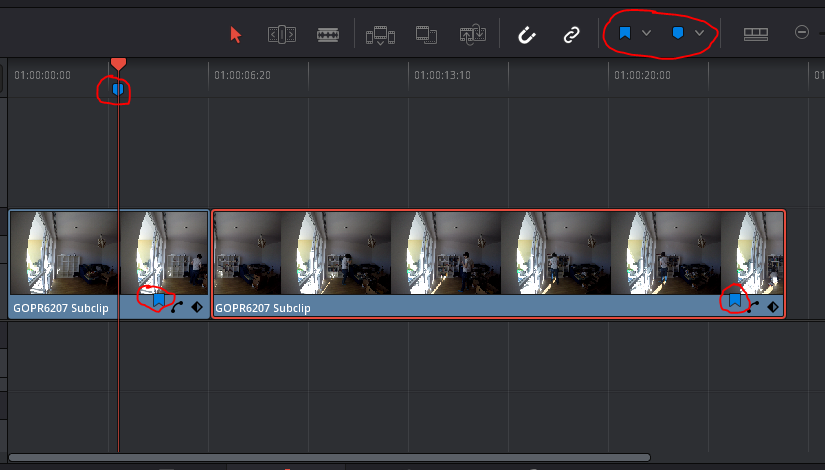 First steps with DaVinci Resolve for video editing