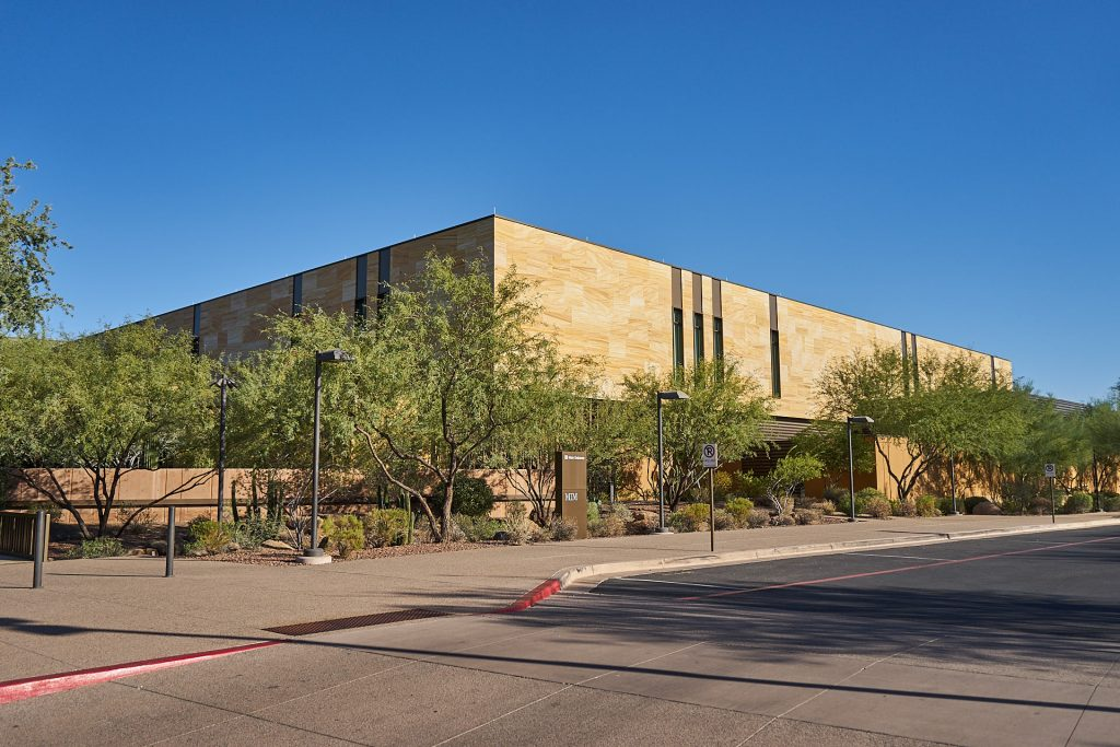 Das Musical Instrument Museum in Phoenix.