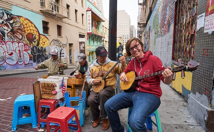 West-USA: San Francisco (Reisebericht Teil 4)